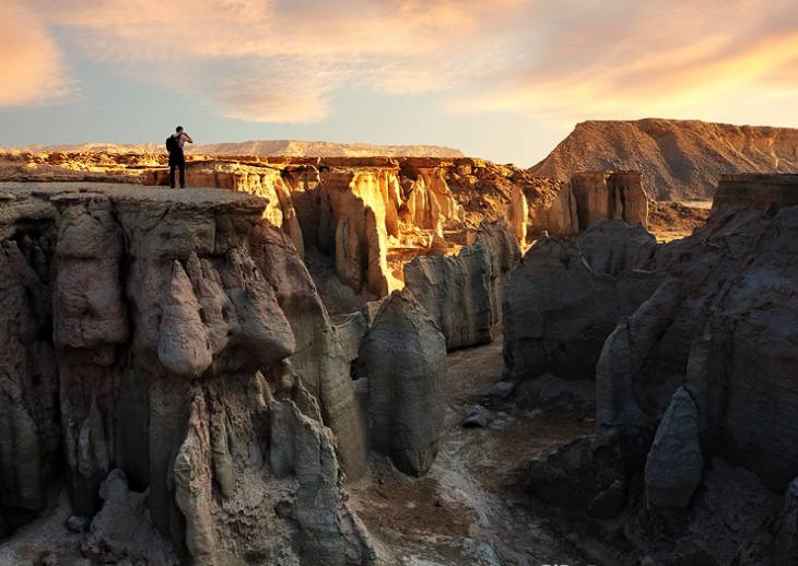 5 Top undiscovered places of Iran: Stars Valley, Qeshm