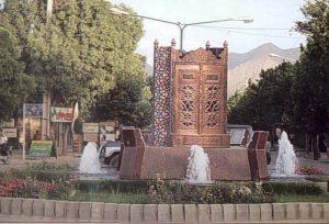 Bavanat village and Abbas Barzegar