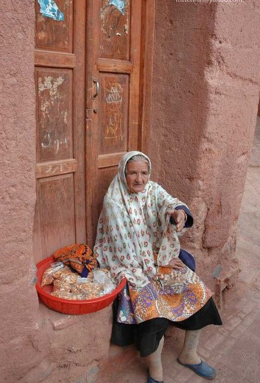 Abyaneh Red Village