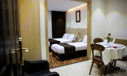 Al Zahra Hotel ,Qom