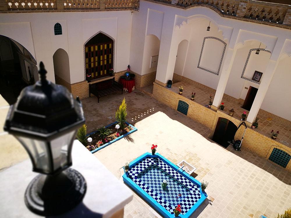 Amirza Hotel Environment