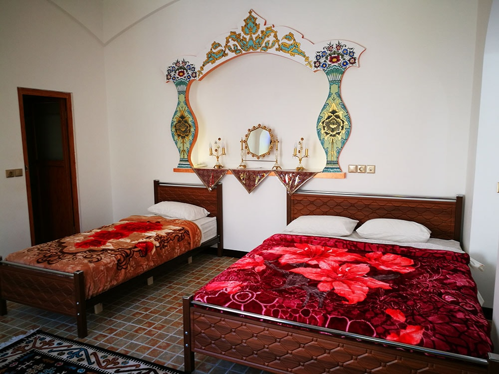 Amirza Hotel_Room