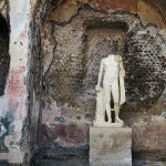 Ancient Rome's sinful city at the bottom of the sea