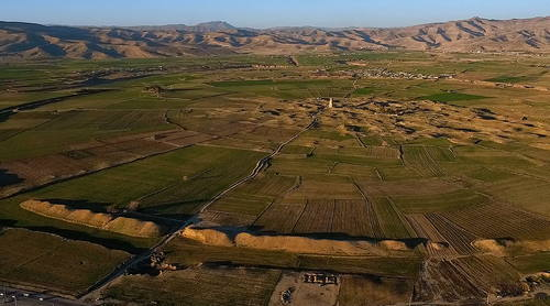 Sassanid city of Gur