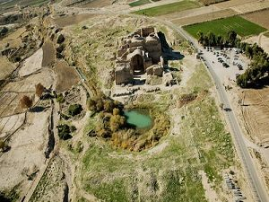 Ardashir Palace- Nomad Tour in Iran