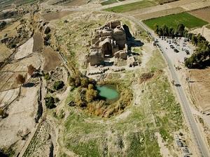 Ardashir Palace- Nomad Tour in Iran