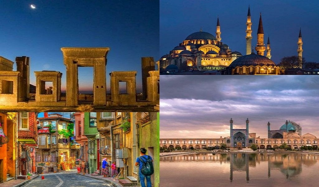 Asia tour by Iran Destination- Iran travel agent