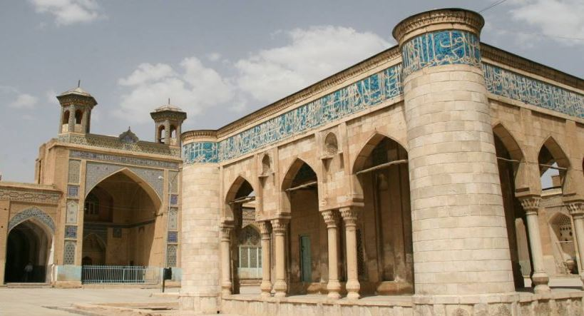 Atiq Jaame Mosque , Shiraz Highlight Attractions