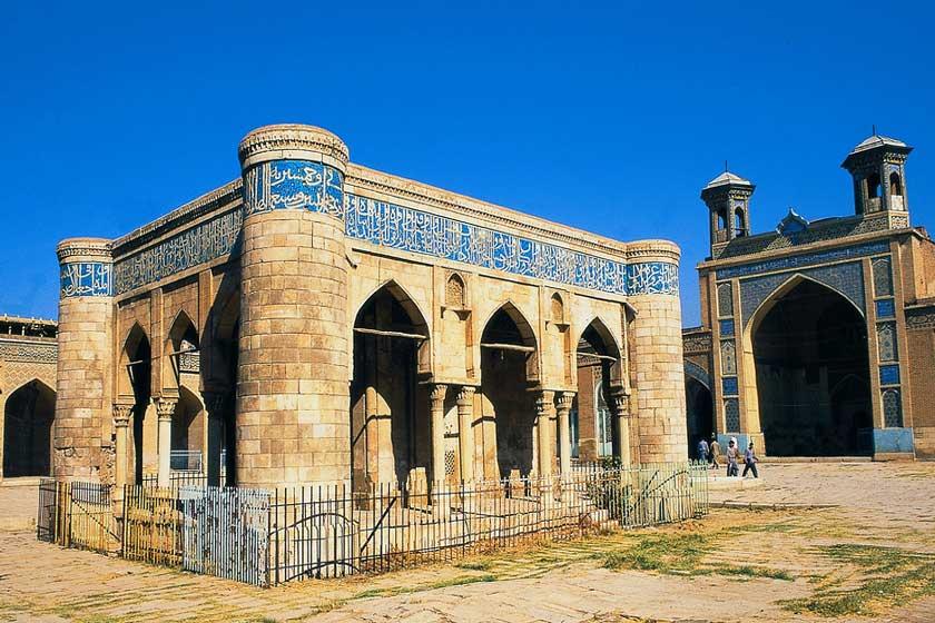 Atiq mosque- shiraz - Top 10 mosques in Iran