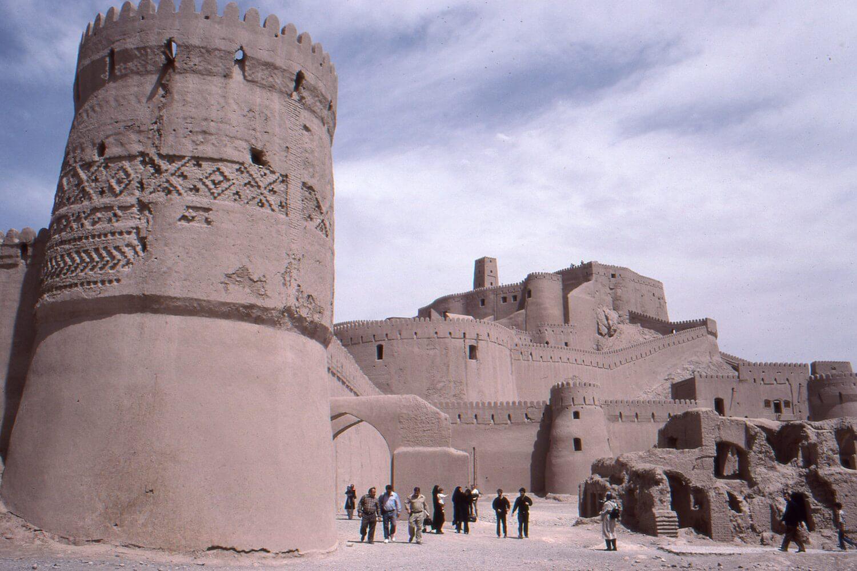 kerman Bam citadel Iran