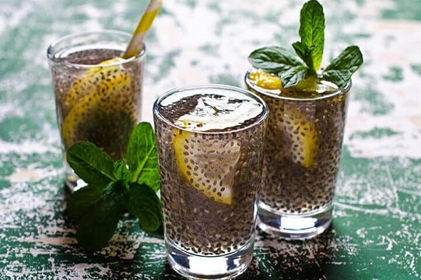 Basil-seed or Tokhme Sharbati - Iranian Drinks