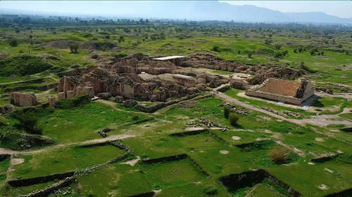Sassanid city of Bishapur