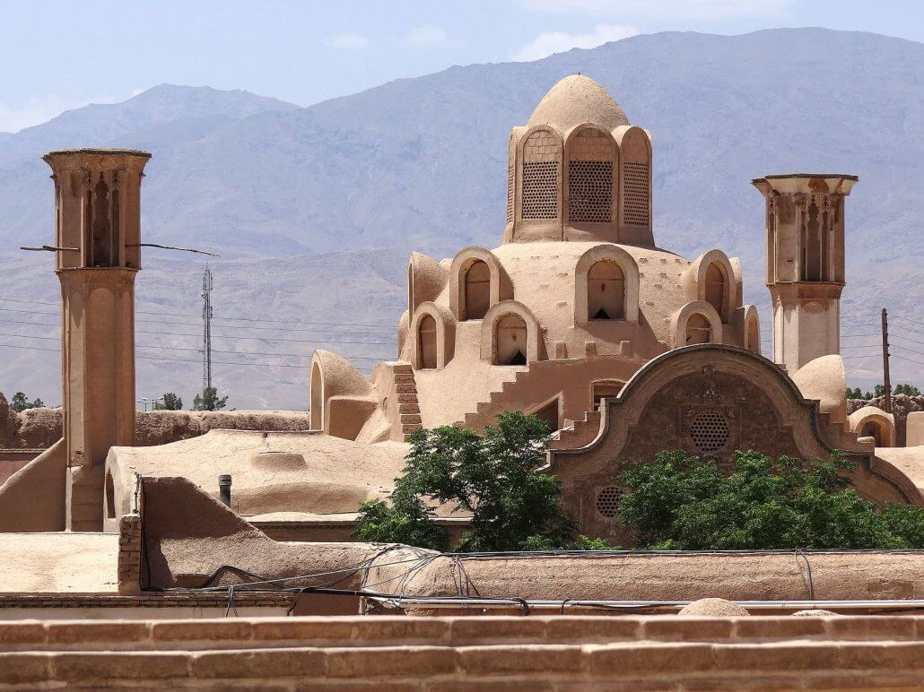 Kashan Boroujerdi House in Iran nomad and city tour