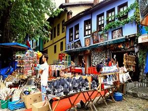 Bursa-cumalikizik-Asia tour by a Persian travel agency-min