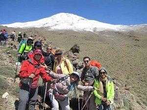 Gousfand Sara Camp-Iran Eco Tour