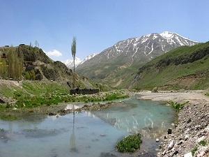 Polour Camp-Damavand Mount- Iran Eco tour