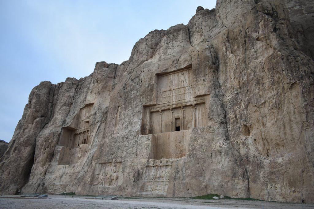Naghshe Rostam Nekropole , Iran Destination