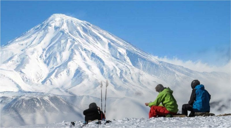 Daamavand , Northern Route