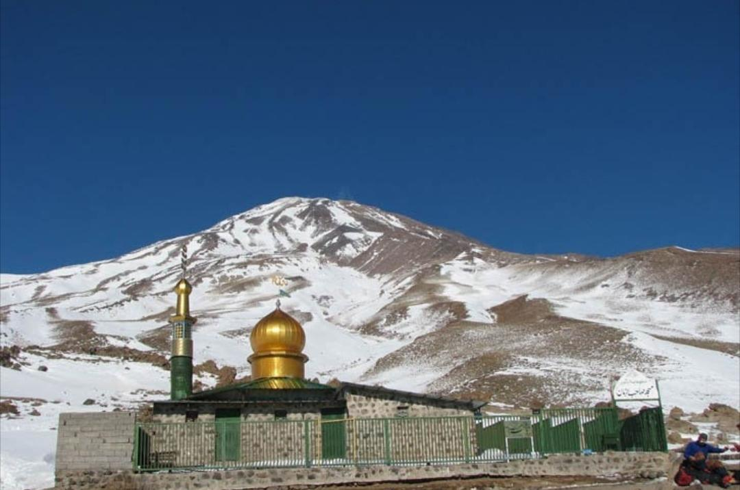 Damavand Southern Route