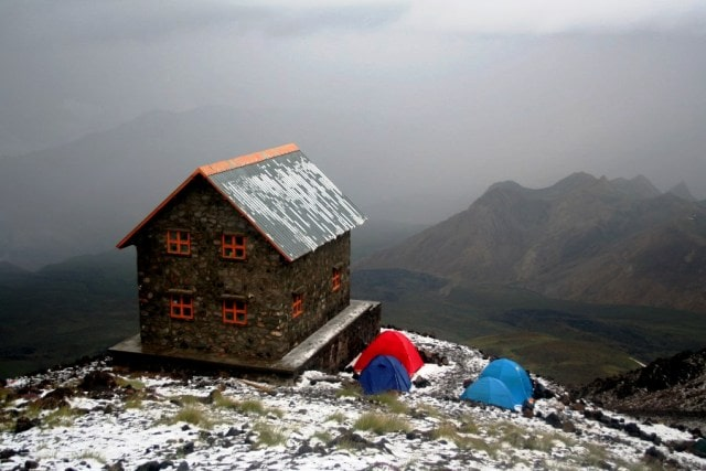 Damavand Shelter