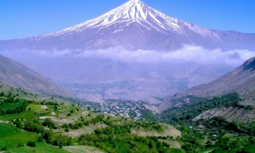 Damavand in Spring - Damavand Tour