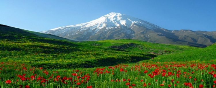 Southern Route of Damavand