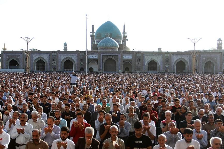 Eid-e Fetr in Ramadan