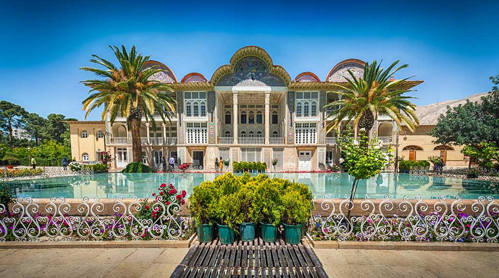 Eram Garden in Iran Historical Tours