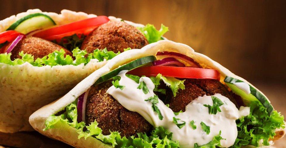 Falafel - Persian Vegetarian food