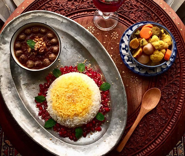 Fesenjun-Persian Food