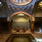 Ganj Ali Khan Bath in Kerman , [Iran Tourism & Touring Organization]