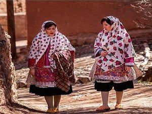 Abyaneh, the red village- Asia Tour