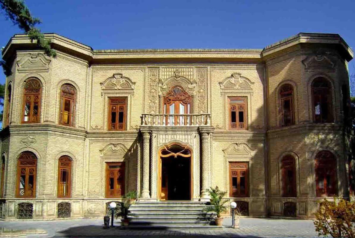 Glaswaren- und Keramikmuseum Teheran