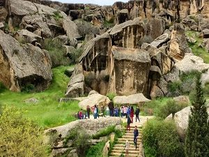 Gobustan - Iran and Azerbaijan Combined Tour