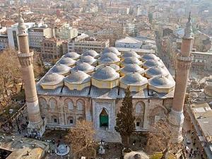Grand mosque of Bursa - Asia Tour - Iran and Turkey