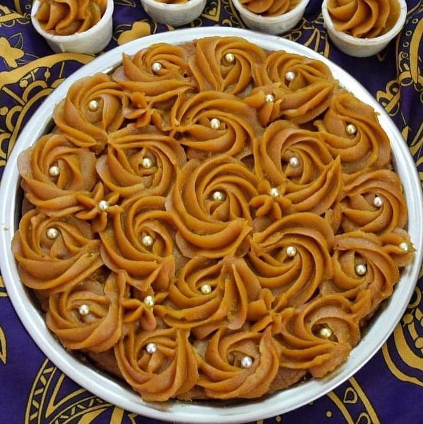 Halva- Persian Dessert