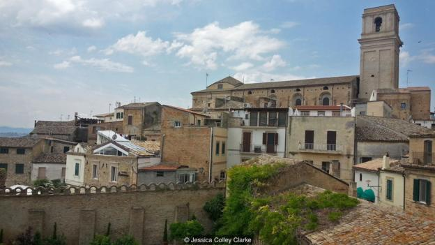 How an Italian town changed a life