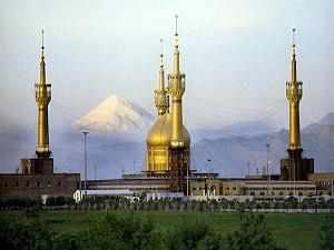 Imam Khomeini shrine, Tehran, Iran religious tour