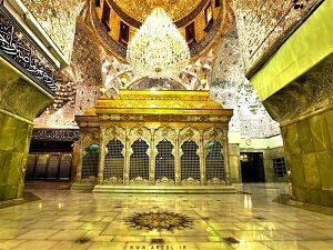 Imam hossein holy shrine in Karbala - Iran and Iraq ziarat package