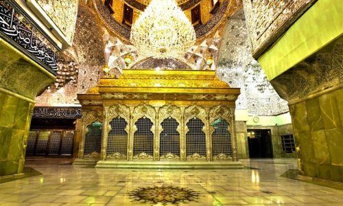 Imam hossein holy shrine in Karbala - Ziarat Package