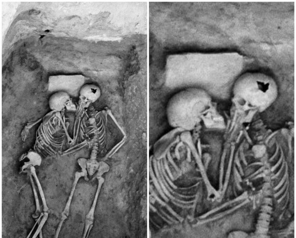 The story of two lovers from ancient Iran