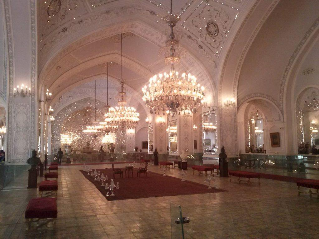 Golestan Palast , königlicher Palast , Iran Destination