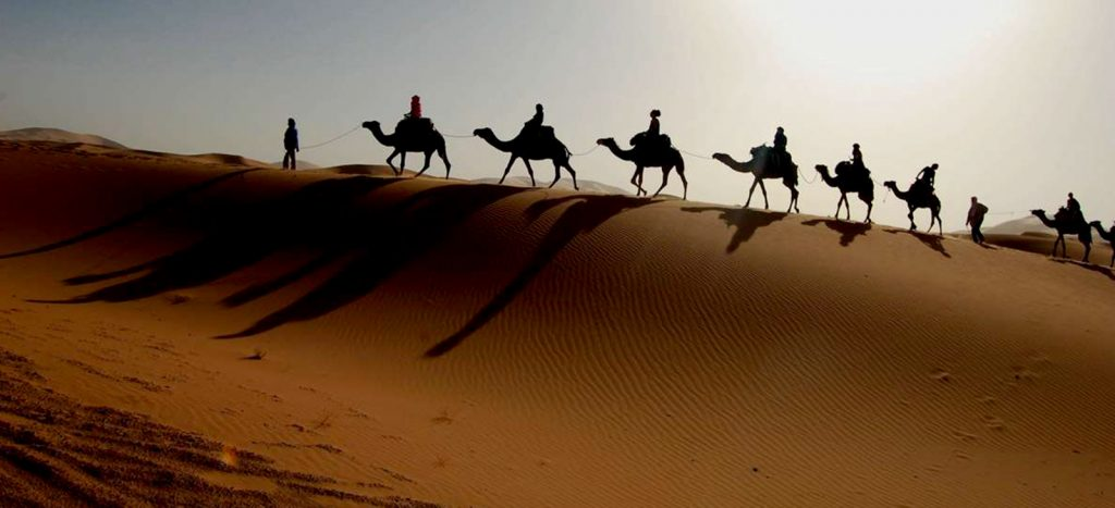 Iran Destination: Mesr Desert, the heart of Deserts