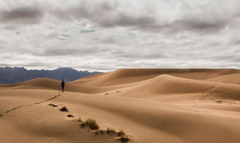 Iran Destination: Mesr Desert, the heart of Deserts