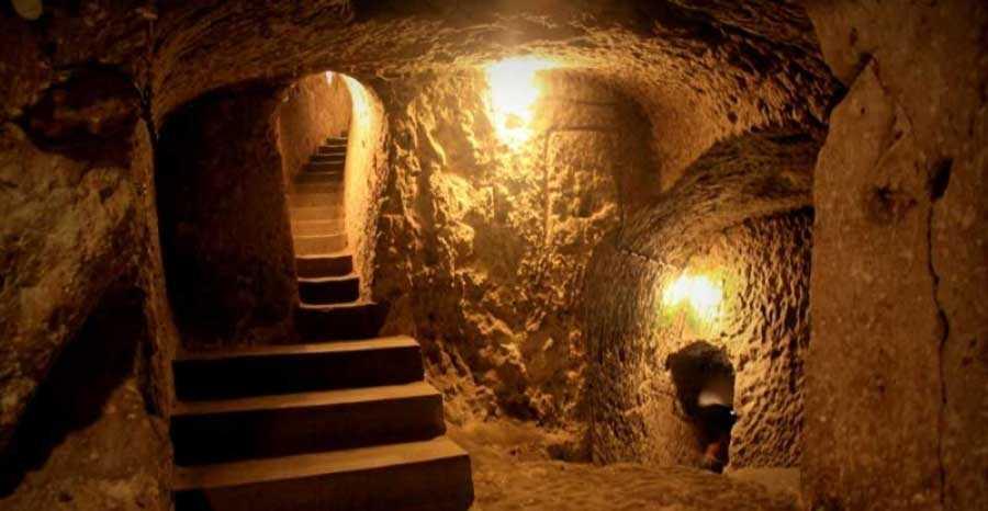 Iran Destination: the ancient Nooshijan Hill, Hamedan