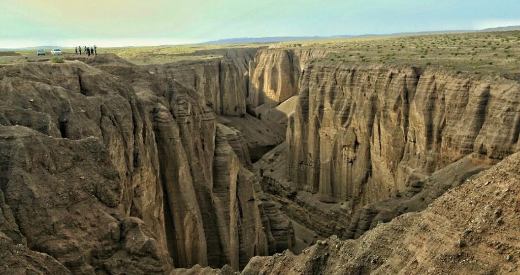 Iran Destination; Regeh Canyon, Kerman
