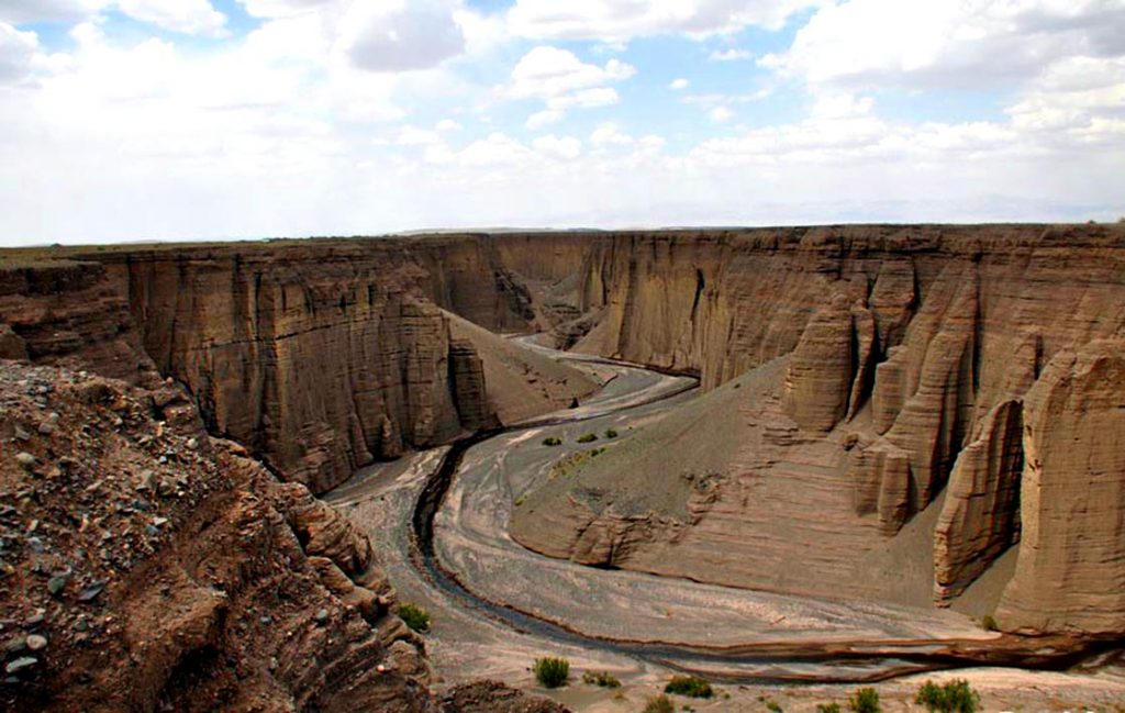 Iran Destination; Regeh Canyon, Kerman