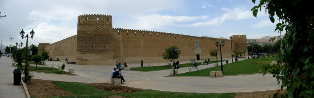 Iran Destination: The tale of Karim Khan Citadel