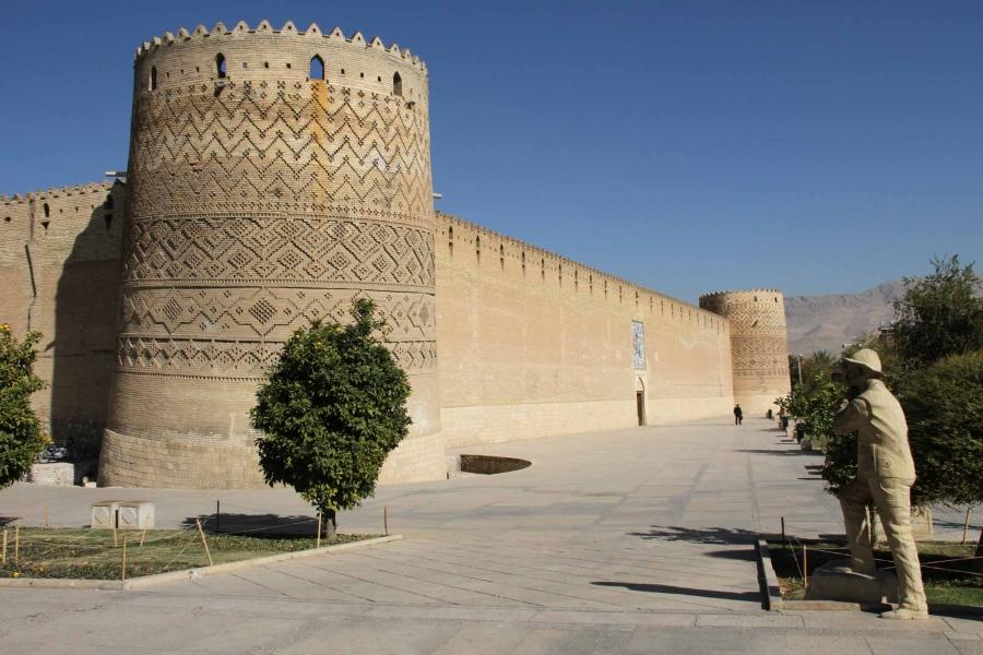 Karim Khan Zitadelle , Arge Karim Khan , Iran Destination