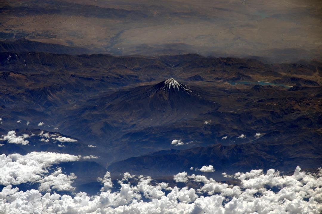 Iran Destination: Mount Damavand,